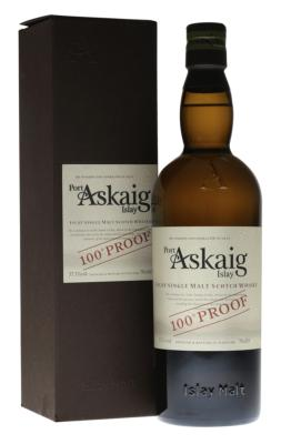 Whisky Port Askaig 100 proof Ecosse Single Malt