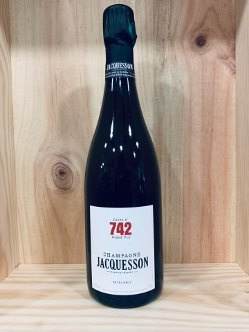 Champagne N° 742 Jacquesson