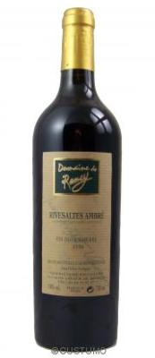 Rivesaltes ambré Rancio 1993 Domaine de Rancy