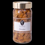 Girolles au naturel bocal 370ml
