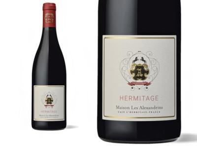 Hermitage rouge 2014 Maison Perrin