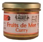 Tartinable fruits de mer et curry Atelier Bernard Marot