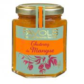 Chutney de mangue Maison Favols bocal 50gr