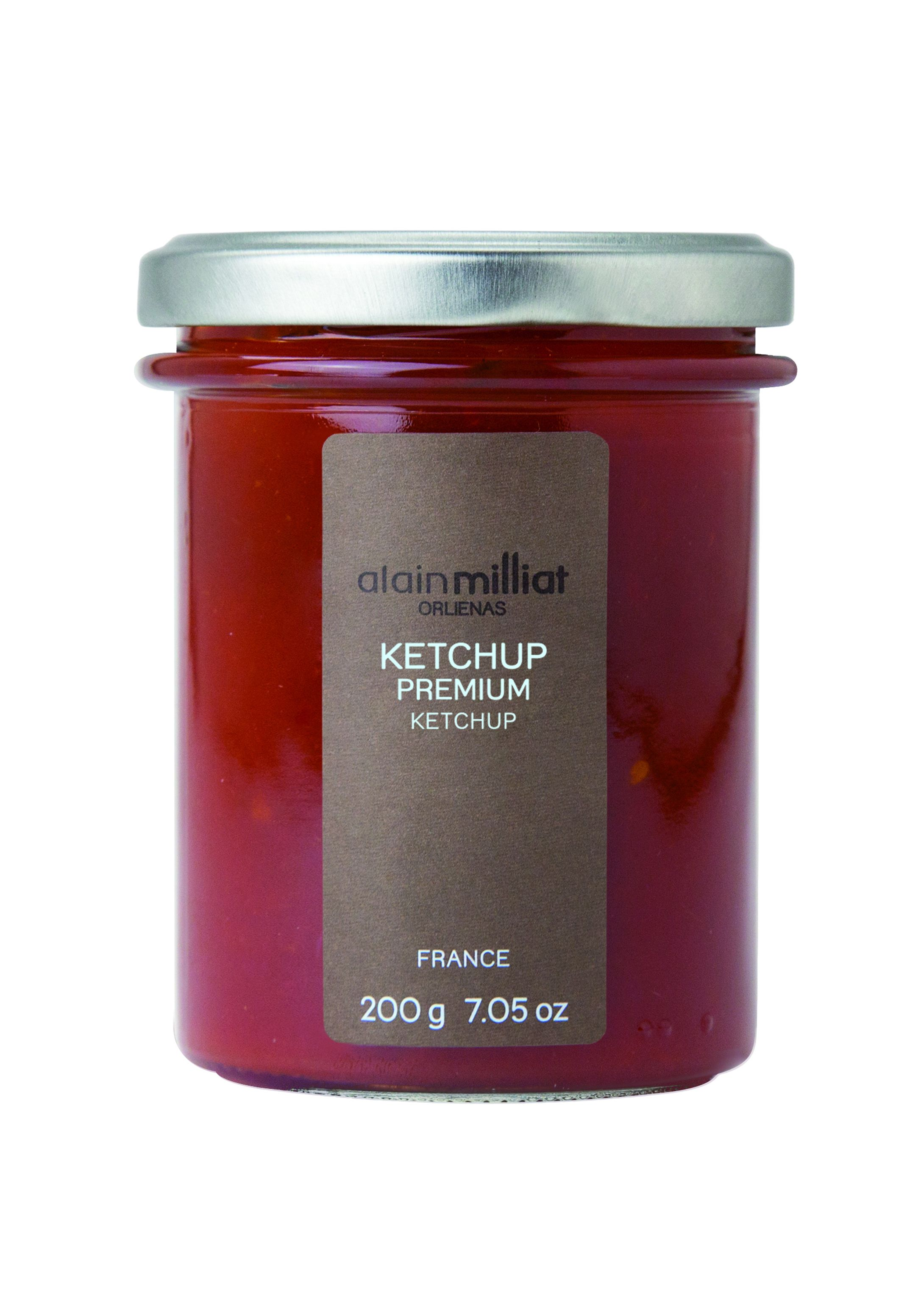 Ketchup Alain Milliat 230gr